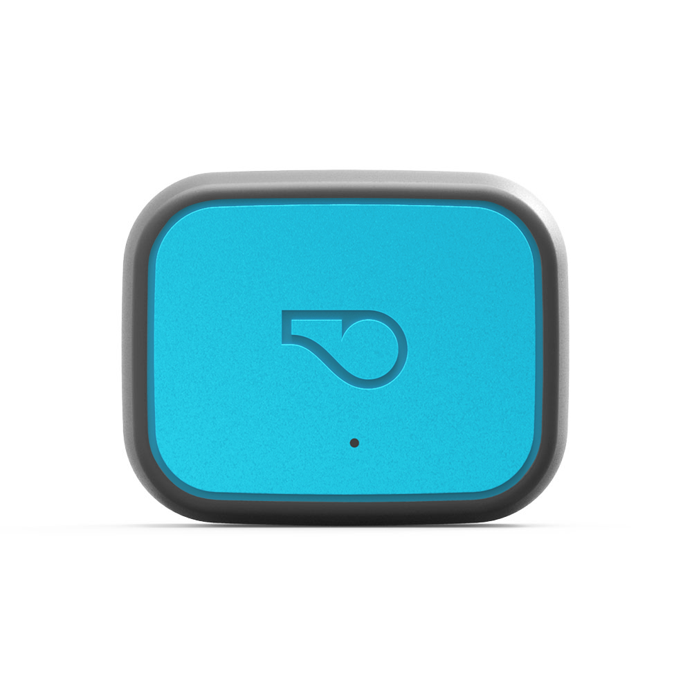Whistle 3 GPS Pet Tracker - Blue