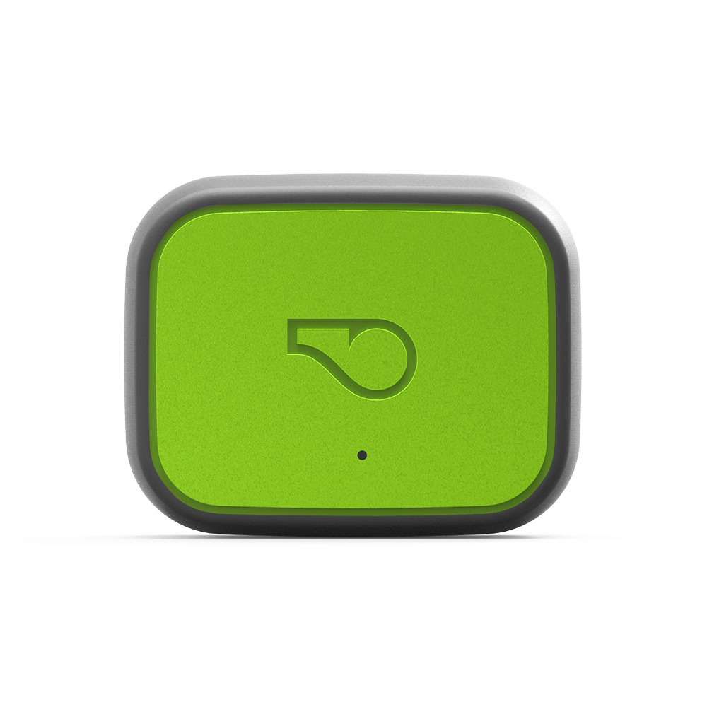 Whistle 3 GPS Pet Tracker - Green