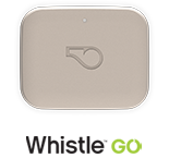 Whistle Go Device, Taupe